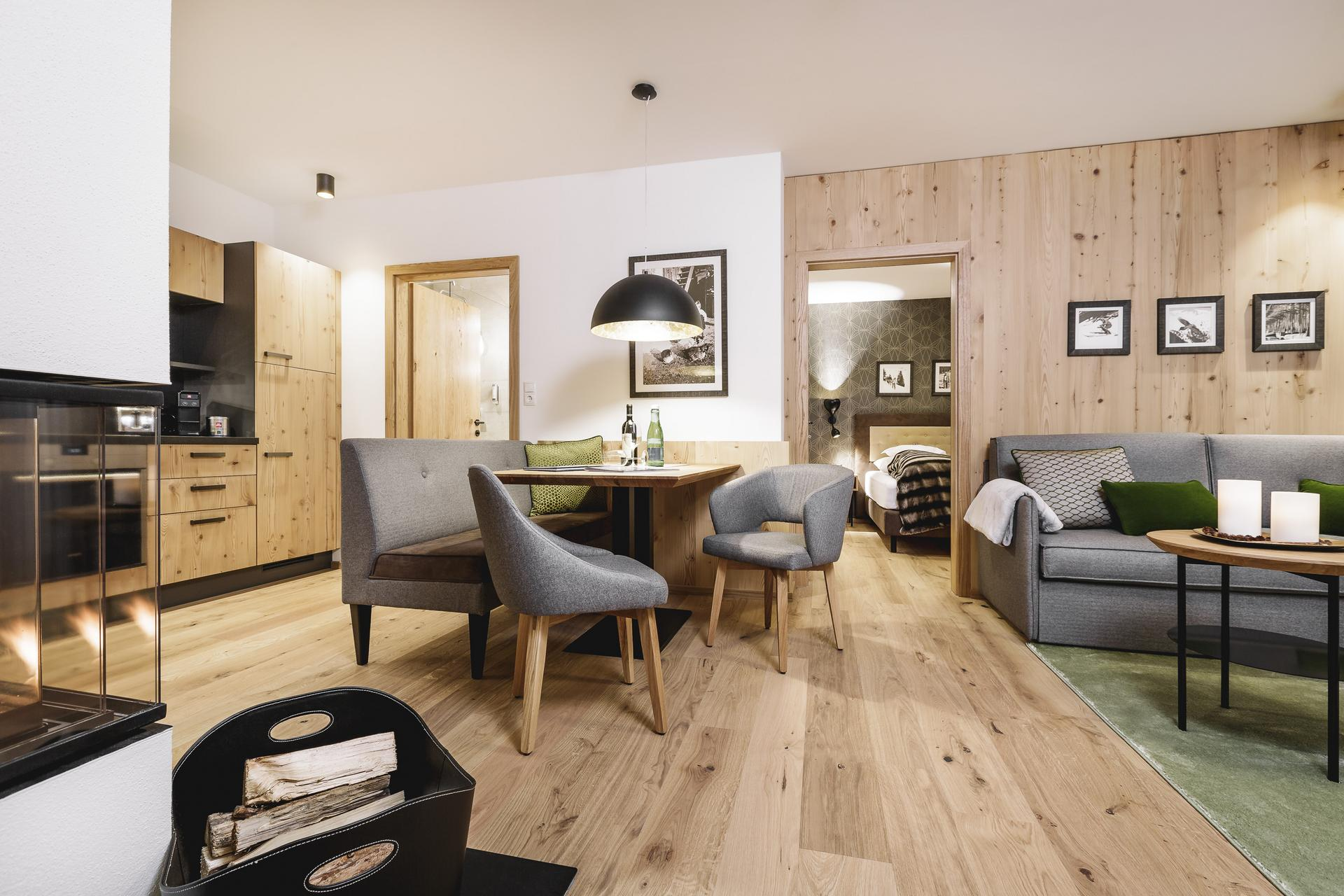 Premium Design Apartments In Söldens Top Location