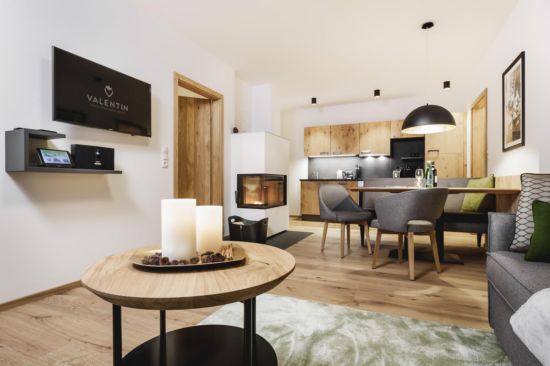 Design-Apartments Valentin in Sölden-Tirol
