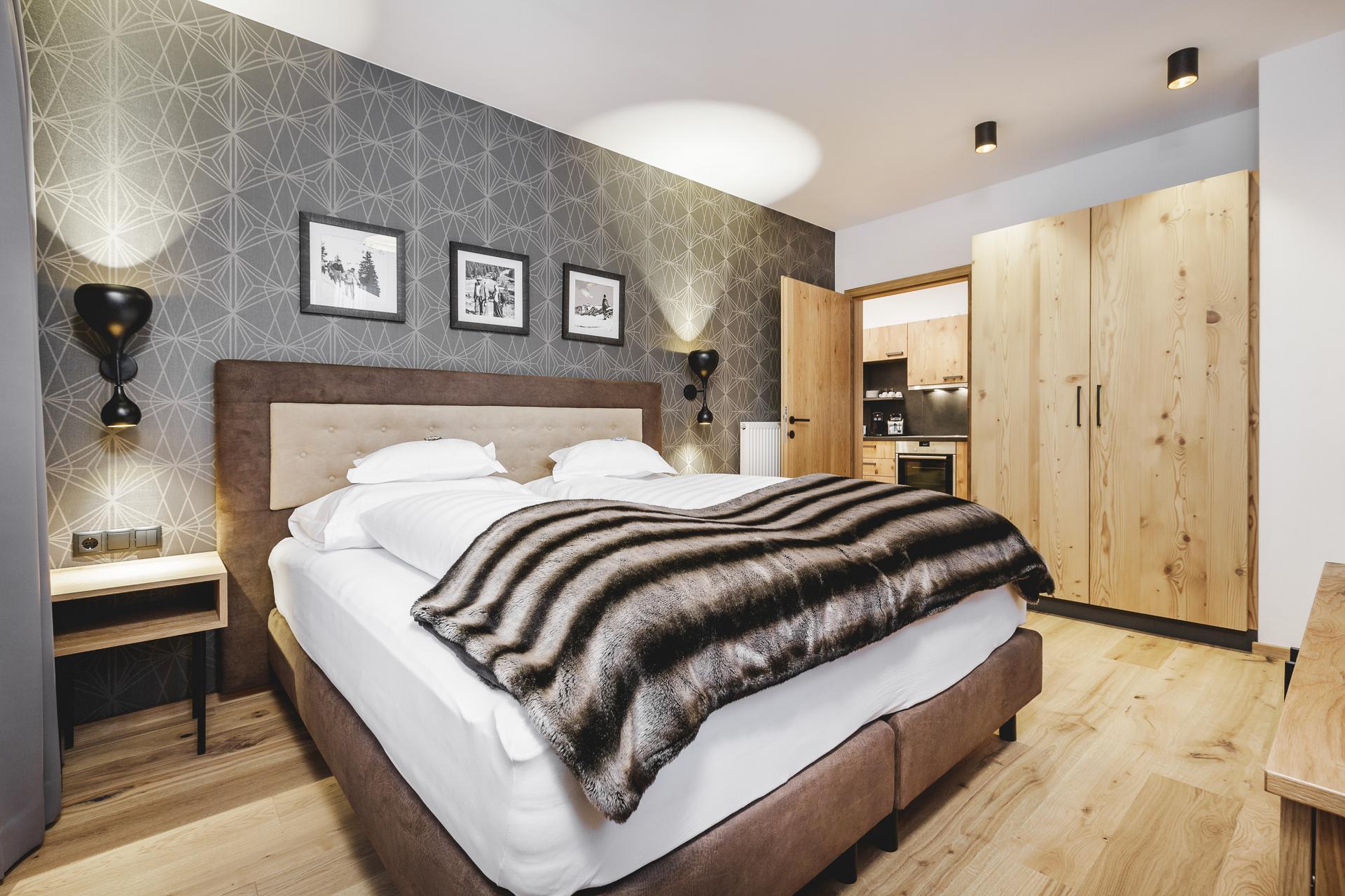 Bilder neue ferienwohnung s lden valentin apartments for Hotelzimmer design