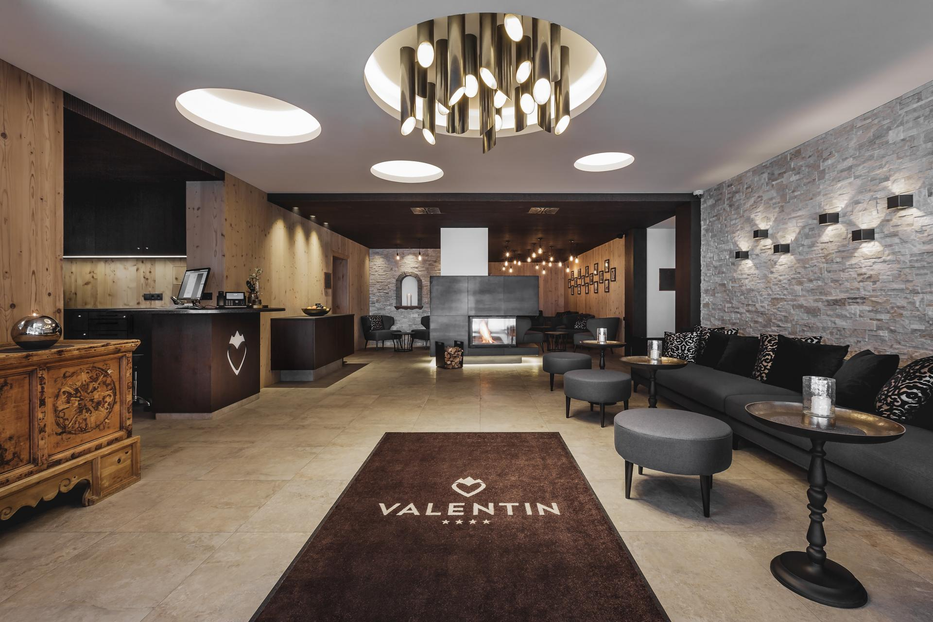 Impressions Of Valentin Apartments And Solden - Interior-design-apartments