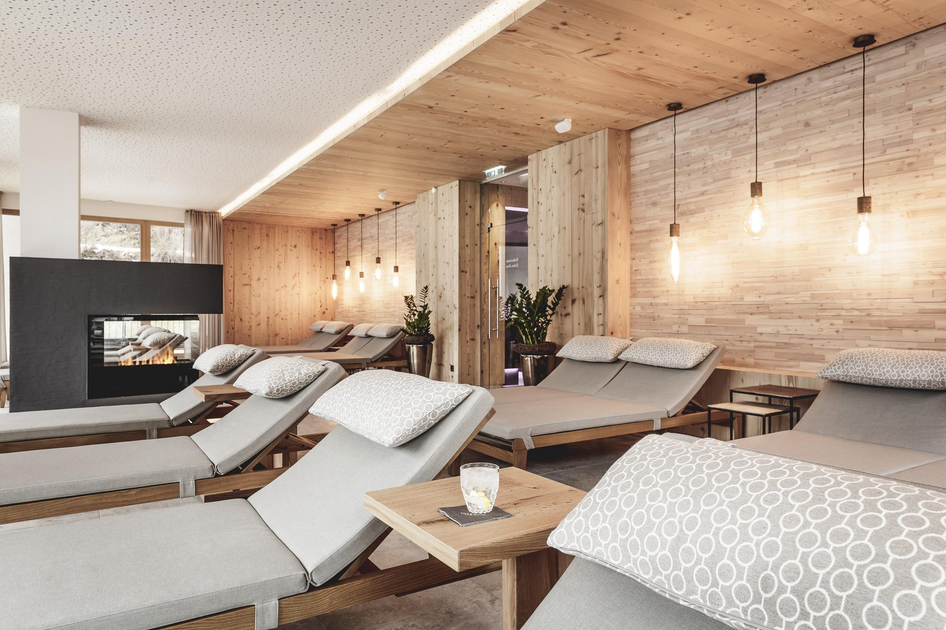 Wellness design  Design Apartments Valentin in Sölden-Tirol